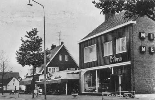 Dennenlaan W 0053 1969 MIVA - Millenaar en Vaandering