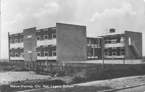 Dotterbloemstraat 1967 Christ Nationale Lagere School