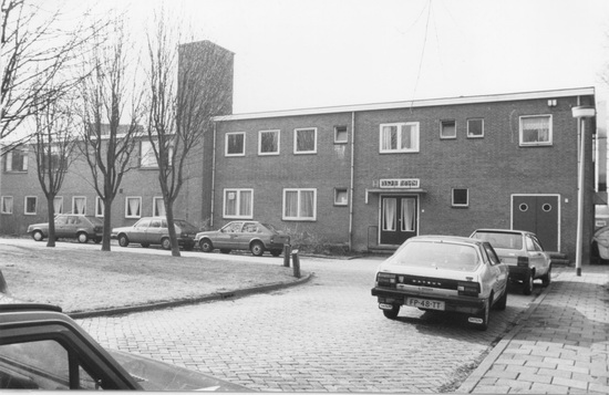 Dr Nanningastraat 1986 Horizon achterzijde