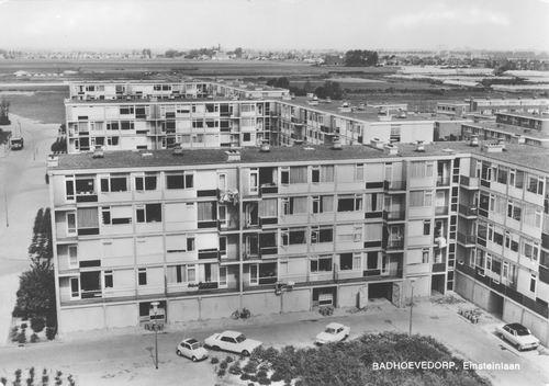 Einsteinlaan 1974 Panorama