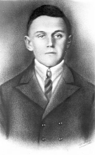 Elshout Peter 1911-1936 Portret