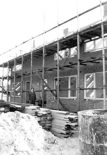 Engelmanstraat 1963 in Aanbouw 01