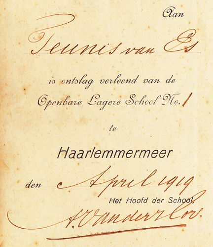 Es Teunis v 1906 1913 Rapportboekje 04