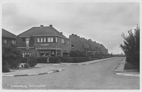 Esdoornplein 1942