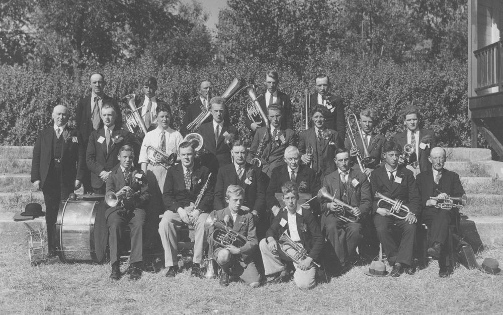 <b>ZOEKPLAATJE:</b>&nbsp;Fanfarekorps Excelsior 19__ met Frits Koopman 02