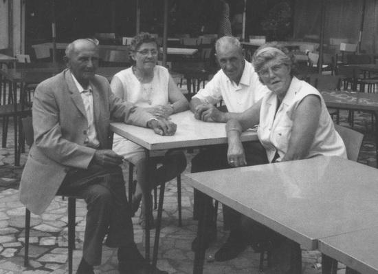 Fortweg 0015 Ritmeester Echtpaar met echtpaar v Krimpen