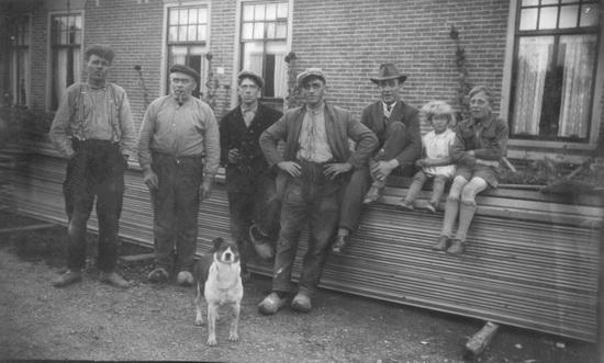 Fortweg 0027 Overbeek Familie voor Fortweg 27