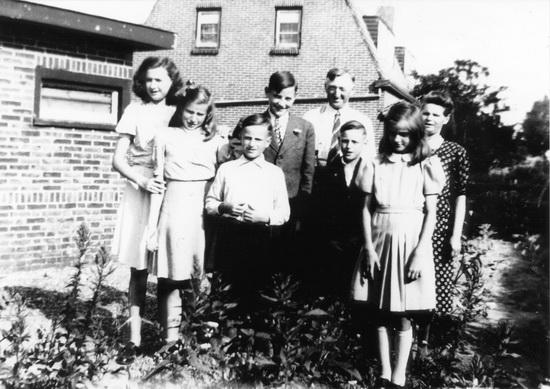 Fortweg 0036 1949 Koeckhoven familie 1949