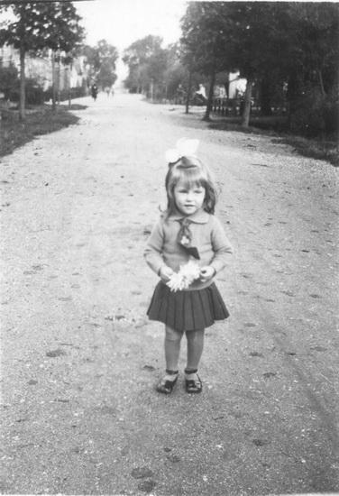 Fortweg 003_ Doorkijk 1934 met Annie v Hamelsveld