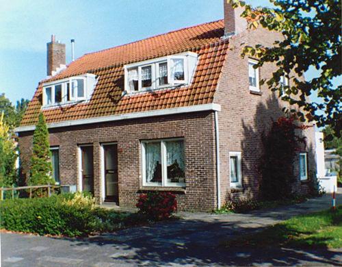 Fortweg O 0028-30 19__ Huizen Koolbergen en v Poecke