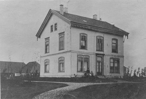 Geertzema Adolf Cornelis 1864 192_ Hoeve Oosterwijk in Anna Paulownapolder 01