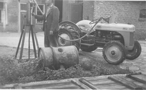 Geertzema Galtjo J J 1911 19__ Tractor Voltanken