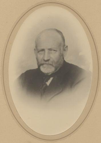 Geertzema Galtjo J J 1871 19__ Portret