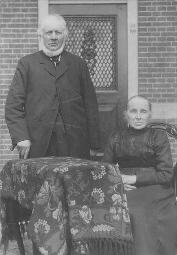 Geertzema Galtjo J J 1833 18__ met vrouw Cornelia A Melchior