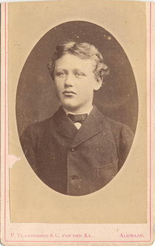 Geertzema Jan 1864-1931 Portret 01