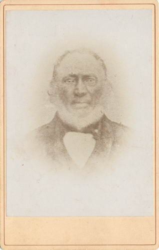 Geertzema Jan Galtjes 1786-1859 Portret