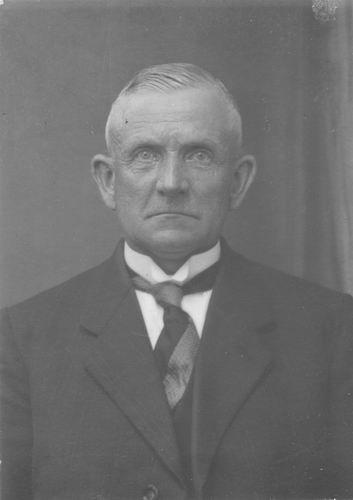 Geertzema Nicolaas Tonnis 1873 19__ Portret