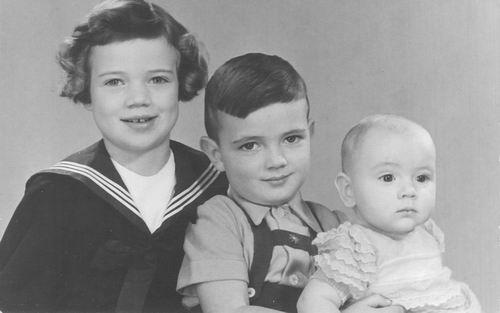 Geertzema Willebrordes 1917 1950 Kinderen