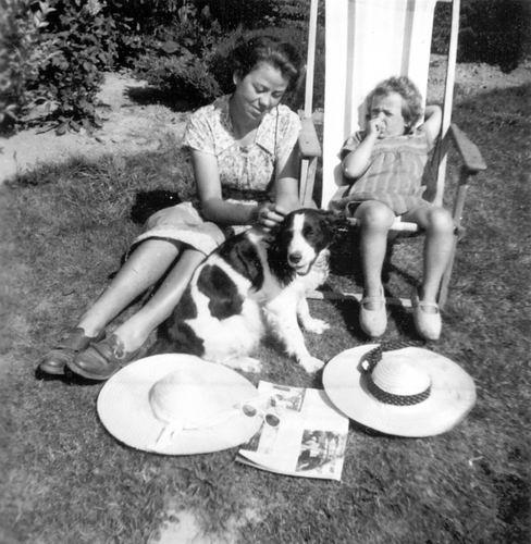 Geertzema Willebrordes 1917 195_ met dochter Anneke 02