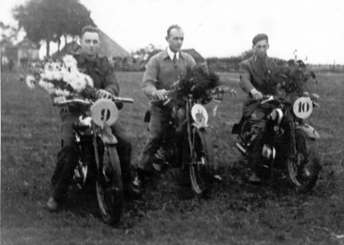 Geertzema Willebrordes 1917 19__ Deelnemer Motorraces 01