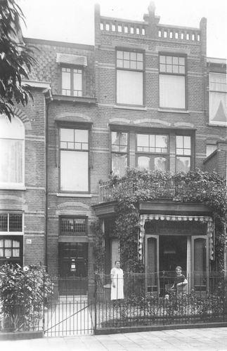 Geertzema Willem Hendrik 1876 19__ Huis in Rijswijk