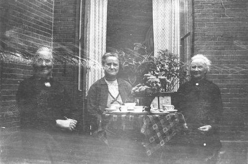 Geertzema Willem Hendrik 1876 19__ Onbekend uit Fotoalbum 04