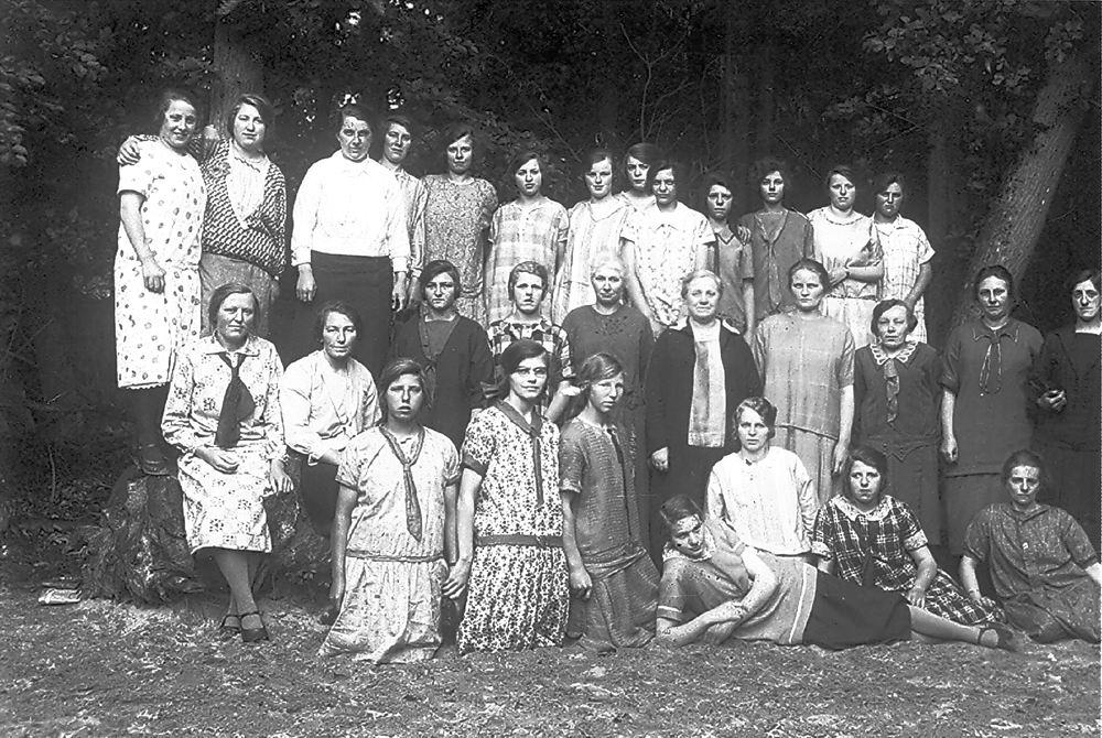 Geref Meisjesvereniging Nieuw-Vennep 1927