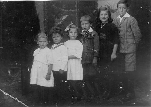 Goossens-Schouten Kinderen 19__