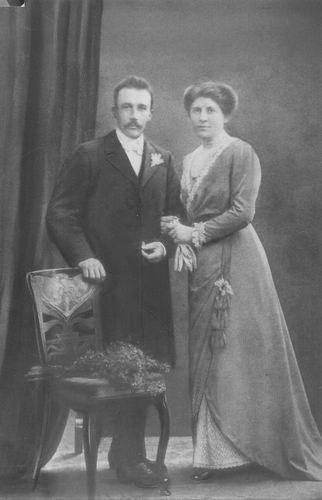 Goossens-Schouten Nico en Maria 3-9-1913