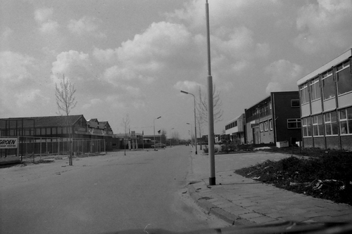 Graftermeerstraat 1979 Winkel Lanser - Moby Dick