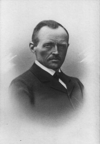 Grieken Johannes v 1865 1918- Portret