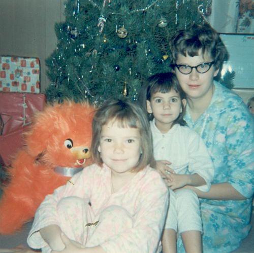 Groef Rietje vd Jdr 1968 Kinderen met Kerst