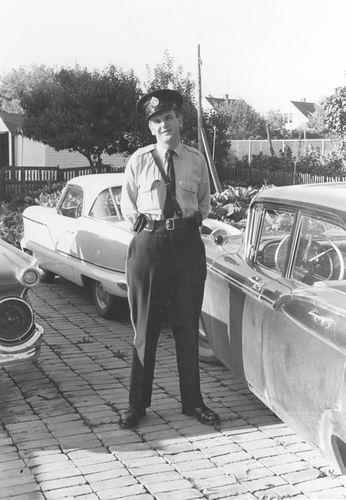Groef Bram vd Czn 1940 19__ Politieagent in Canada 01