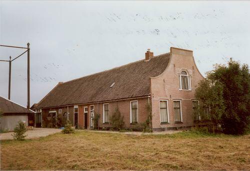 Grote Poellaan 0023 19__ boerderij Cornelis Bulk 01
