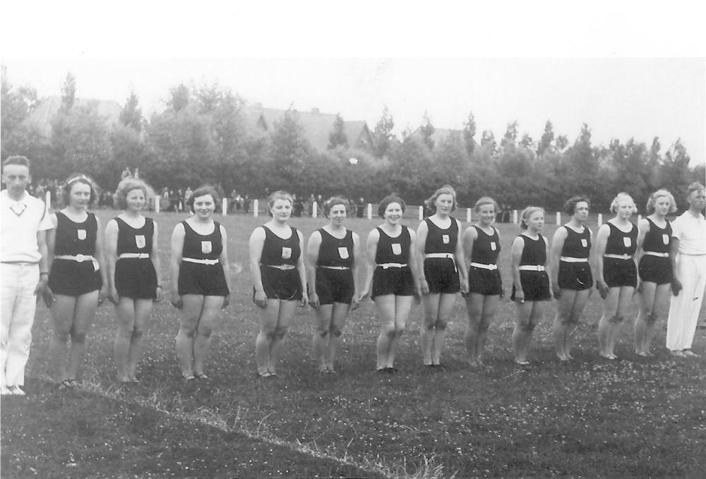 Gym en Athletiek Ver Hoofddorp 194_ enkele meisjes