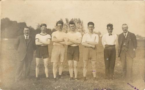 Gymvereniging 1922 Onbekend Estafetteploeg
