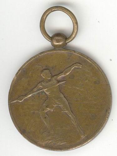 Gymvereniging 1922 Onbekend Estafetteploeg_b_Medaille