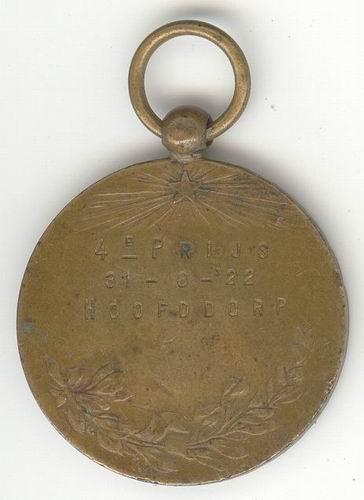 Gymvereniging 1922 Onbekend Estafetteploeg_c_Medaille