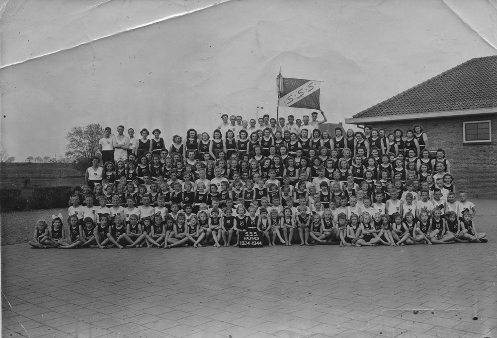 Gymvereniging SSS 1944 20 Jarig Jubileum