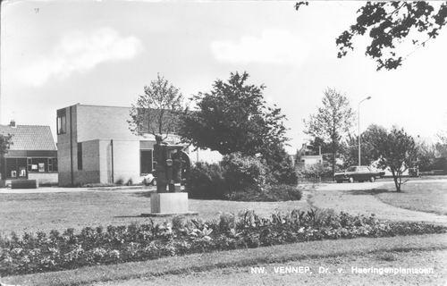 Haeringenplantsoen 1973 Bibliotheek