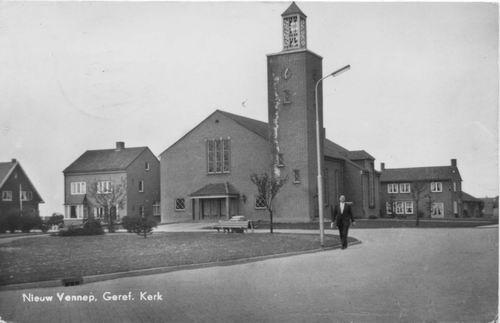 Haeringenplantsoen N 0001 1964 Geref Kerk