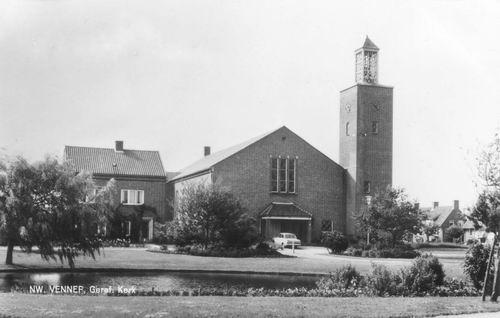 Haeringenplantsoen N 0001 1970 Geref Kerk