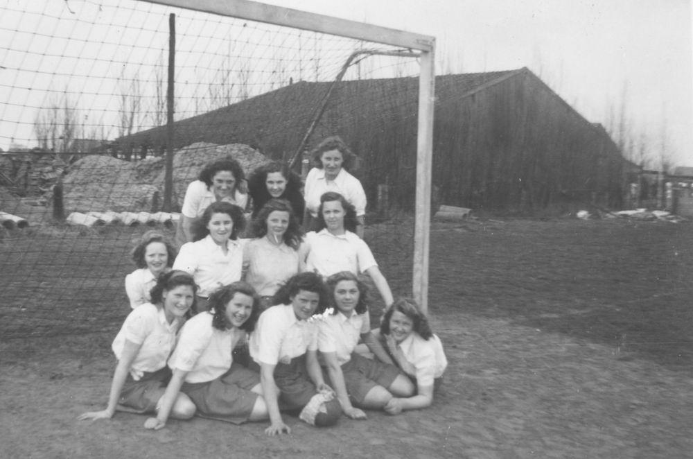 Handbal Vijfhuizen 1948 Kampioen