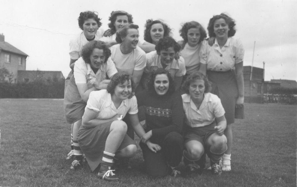 Handbal Vijfhuizen 1949 Kampioen 02