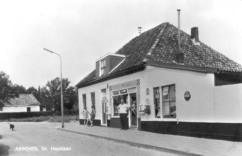 Heijelaan Dr JP 0012 1968 Kruidenierswinkel