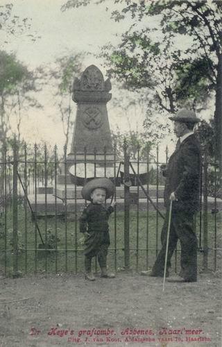 Heijelaan Dr JP Graf 1909 Ingekleurd
