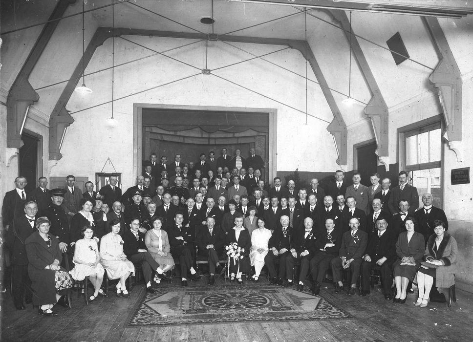 Colijn Arie 1928 12½jr Jubileum Burgemeester Nieuwer Amstel