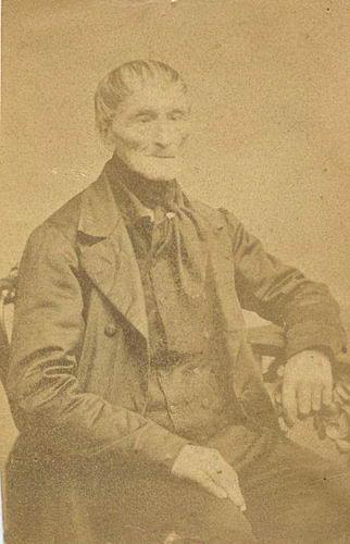 Heuvel Leendert van den 1807 1876 bij de Fotograaf