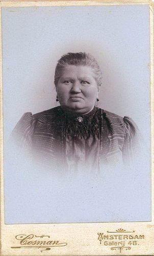 Heuvel Matthijs Lzn vd 1838 19__ 12 Portret met Vrouw Maria Rikaart 02