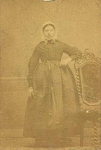 <b>ZOEKPLAATJE:</b>&nbsp;Heuvel Leendert van den 1807 1876 misschien dochter Anneke